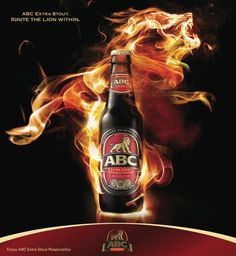 ABC Extra Stout: Ignite | Ads of the World™