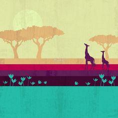 Safari by Kakel