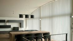 stores à lamelles verticales, stores à bandes verticales, antisolaire, persiennes, occultant, protection, tissu isolant, protection solaire, Belgique - Store Confort - Store Lamelle, Divider, Curtains, Room, Furniture, Home Decor, Vertical Window Blinds, Shutter Blinds, The Great Outdoors