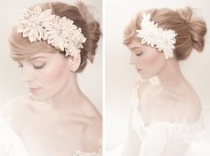 Couture Headpieces by Swedish Designer Orjan Jakobsson