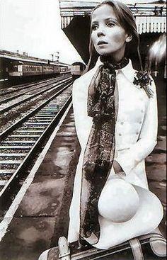 Penelope Tree - famous model of Fashion Models, 1969 Fashion, Vintage Fashion, Colleen Corby, Pattie Boyd, Jean Shrimpton, Richard Avedon, Vogue Uk, Student Fashion