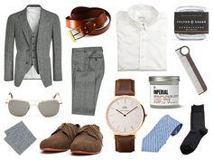 Huckberry | Formal Wedding Style