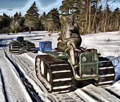 1977 Ferret Tractors