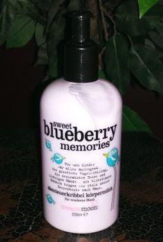 treaclemoon sweet blueberry memories Körpermilch. treaclemoon sweet blueberry memories Körpermilch: Diese Körpermilch verspricht kribbelige Abenteuer, leise Geheimnisse, wilde Kuchenschlachten. Sie...