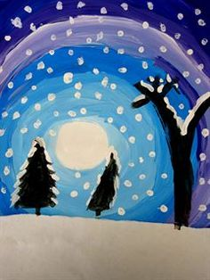 Check out student artwork posted to Artsonia from the Winter Wonderlandscapes project gallery at Eastside Elementary School.