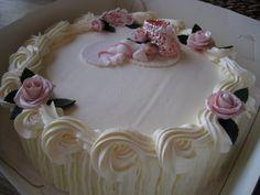 Kakku... Ilman vauvakoristetta! Cake Decorating, Decorating Ideas, Decorated Cakes, Macarons, Helmet, Desserts, Travel, Cakes, Pastries