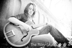portraits using guitars - Google Search