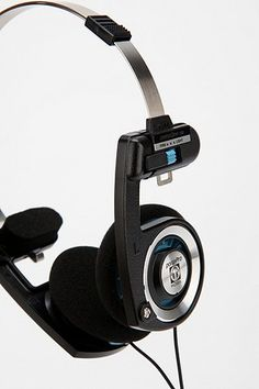 Collapsible Headphones