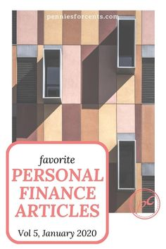 A round-up of the best personal finance articles, read in January, curated for you. Covering annual reviews, net worth updates, finance tips, budgeting & money saving ideas, and some finance advice from awesome bloggers. Best Budgeting Tools, Budgeting Money, Personal Finance Articles, Finance Tips, Low Stress Jobs, Money Machine, Household Budget, Best Savings, Investing Money
