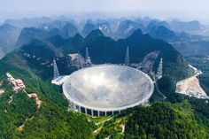 China+Hunts+for+Scientific+Glory,+and+even+Aliens,+With+its+New+Telescope
