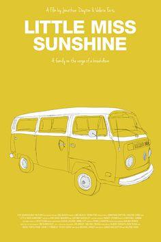 Little Miss Sunshine by Martin Lucas