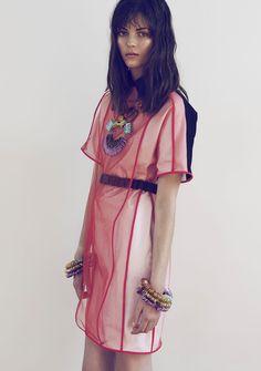 Kirsty Ward rainbow accessories