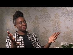 Chimamanda Adichie: Beauty does not solve any problem [ Thank you .. when I try to explain why black hair is not just hair to us.]