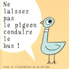 """This is """"ne laissez pas le pigeon conduire le bus ! de Mo Willems"""" by Le Borgne on Vimeo, the home for high quality videos and the people who love them. Mo Willems, Persuasive Writing, Essay Writing, Le Pigeon, Assignment Writing Service, Kindergarten Books, Kids Library, French Classroom, Writers Notebook"""
