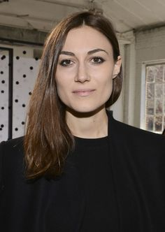 Giorgia Tordini Photos Photos - Giorgia Tordini attends Tanya Taylor - Front Row - Mercedes-Benz Fashion Week Fall 2014 at Industria Studios on February 7, 2014 in New York City. - Front Row at the Tanya Taylor Show