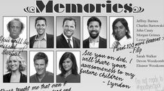 Awww.  Miss them all. So sad they cancelled the show, so not fair :(
