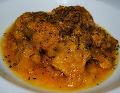 Asopaipas. Recetas de Cocina Casera .: Carne en Salsa Ethnic Recipes, Salads, Spanish Food, Stew, Mexican Food Recipes, One Pot Dinners, Homemade Recipe, Meals, Pork