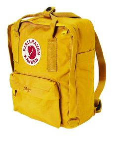Fjallraven Mini Backpacks | at Darling Clementine