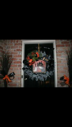 My Halloween home decor. :)