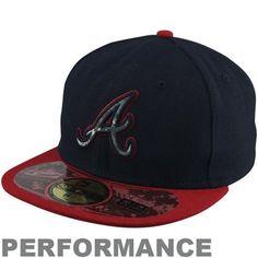 Atlanta Braves Stars & Stripes Hat