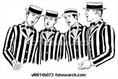 Entertainment - Barbershop Quartet
