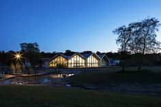 Green Solution House - Cutting-edge approach to sustainable hotel design by Danish firm 3XN Architects  - Ongreening