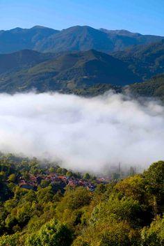 Parque Natural y Reserva de la Biosfera de Las Ubiñas-La Mesa:Teverga, Quirós y Lena