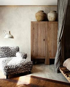 WABI SABI - simple, organic elegance the Scandinavian way.: An magical place where the wind whispers