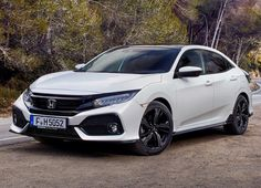 2018 Honda Civic Hybrid
