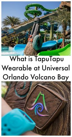 Universal Orlando is totally changing the water park experience. When Volcano Bay opens in Orlando, guests will love using TapuTapu wearable. Find out why! Universal Orlando Florida, Orlando Travel, Orlando Vacation, Florida Travel, Travel Usa, Travel Tips, Travel With Kids, Family Travel, Volcano Bay