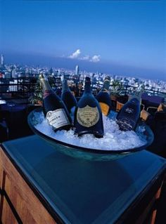 dom perignon Champagne, Dom Perignon, Celebrate Life, My Life Style, Rooftop Terrace, Food Photo, Wines, Brunch, Cocktails