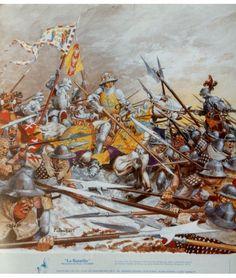 Pierre Joubert - la bataille de Nancy