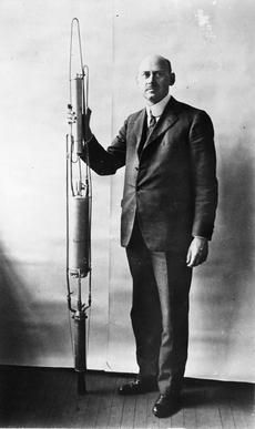 Smithsonian Institutional Archives | Robert H. Goddard: American Rocket Pioneer- Stories from the Smithsonian- A collection of letters, diaries, and photographs that bring history to life!
