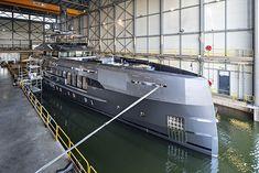 Yacht Builders, Deck Boat, Yacht Broker, Guest Cabin, Lower Deck, Below Deck, Yacht Boat, Super Yachts, Luxury Yachts