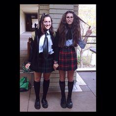 Lilly Moscovitz & Mia Thermopolis costume # Princess Diaries (@jandelhi & I are so doing this)