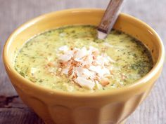 Coconut & Chicken Curry Soup