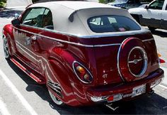 old style pt cruisers | pt cruiser trailer more cool pt cruisers great fender skirts