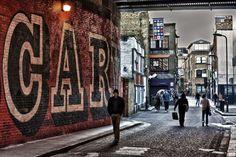 Cargo shoreditch, london