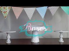 Arma  bases para tus pastelitos [DIY]