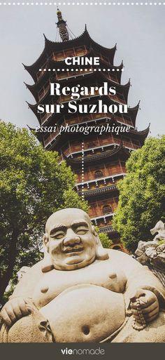 Globalement, la vie à Suzhou est peut-être la plus semblable à ce que nous nous attendions en arrivant au pays. Douce, un peu bordélique certes, mais très chinoise, finalement... #chine #voyage #trains #suzhou