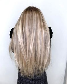 Slick Hairstyles, Pretty Hairstyles, Straight Hairstyles, Hair Color And Cut, Brown Hair Colors, Blonde Hair Inspiration, Hair Junkie, Hot Haircuts, Blonde Hair Looks