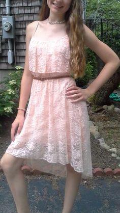 My 8th grade graduation dress. Loved it <3