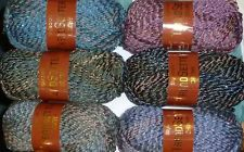 STYLECRAFT TRENDSETTER CHUNKY KNITTING YARN WITH A SPARKLE - 6 SHADES AVAILABLE