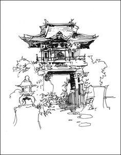 [A3N] : Japanese Garden / Marc Taro Holmes