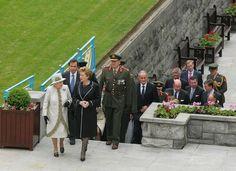 Queen Elizabeth II Photo - Queen Elizabeth II's Historic Visit To Ireland - Day One