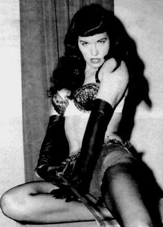 #BettyPage
