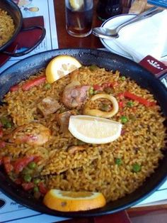 No Cook Meals, Paella, Grains, Food And Drink, Rice, Beef, Cooking, Baking Center, Ox