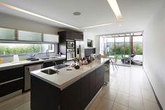 Convenient kitchen style