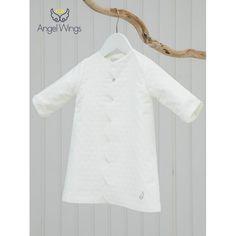 Βαπτιστικό μαντό Angel Wings εκρού από βαμβακερό ζακάρ, Οικονομικό μαντό βάπτισης, Βαπτιστικό πανωφόρι κορίτσι, Βαπτιστική ζακέτα κορίτσι τιμές, Παλτό βάπτισης κορίτσι Chef Jackets, Fashion, Moda, Fashion Styles, Fashion Illustrations