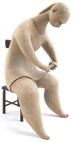 Peel - Elaine Banerjee Available at Gurevich Fine Art Beautiful Words, Sculpture, Fine Art, Artist, Tone Words, Pretty Words, Artists, Sculptures, Sculpting